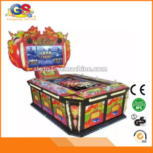 Coin Operated Gambling King Ocean Adult Games Center Chinese Video Machines Fish Hunter Arcade Game pictures & photos