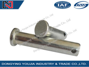Stainless Steel Clevis Pins with Head pictures & photos