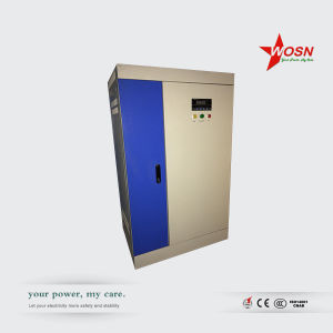 225kVA Three Phase Automatic Compensated AC Voltage Stabilizer
