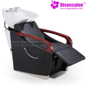 Comfortable High Quality Beauty Salon Furniture Shampoo Chair (C585-1)