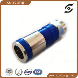 Male Plug Connector for Cable Connector RF Connector pictures & photos