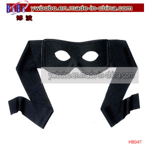 Bandit Mask Zorro Style Robber Highwayman Fancy Dress Ties (H8047) pictures & photos