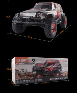 1-12 Electric 4WD SUV Radio Control off-Road Car