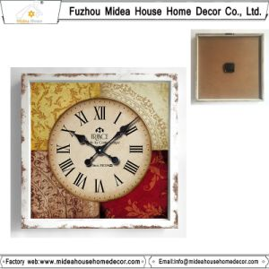 High Quality Low MOQ Custom Wall Clock