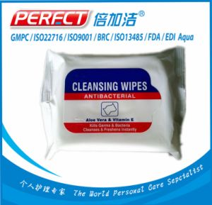 Perfect Antibacterial Hand Wet Wipes Manufacturer pictures & photos