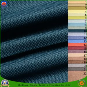 Textile Woven Polyester Fabric Waterproof Fr Coated Blackout Curtain Fabric for Window Ready-Made Curtain pictures & photos