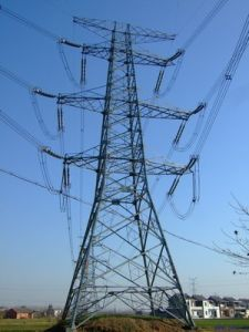 500kV Electric Power Transmission Steel Tower pictures & photos