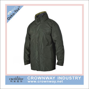 Adult 20000mm Waterproof Jackets pictures & photos