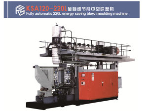 Fully Automatic 220L Energy Saving Blow Molding Machine pictures & photos