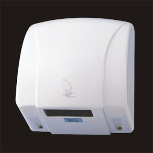 Professional Low Noise Hotel Aluminum Alloy Hand Dryer pictures & photos