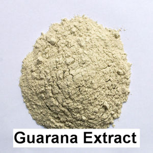 22% USP Guarana Extract Powder Energy Drinks Raw Materials pictures & photos