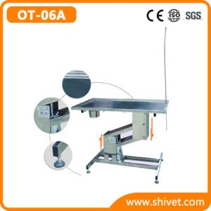 Veterinary Hydraulic Operating Table (OT-06A) pictures & photos