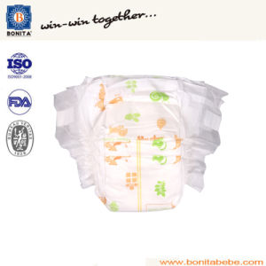 Leak Guard Leg Culf Disposable Baby Diaper