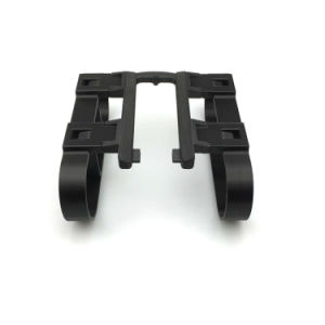 3D Printed Heightening Landing Gear Extended Landing Skid Frame Mount with RF-V16GPS Holder Mount Bracket for Dji Mavic PRO