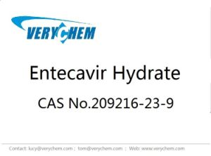 Entecavir Pharmaceutical Grade GMP 99%Min High Purity Factory pictures & photos