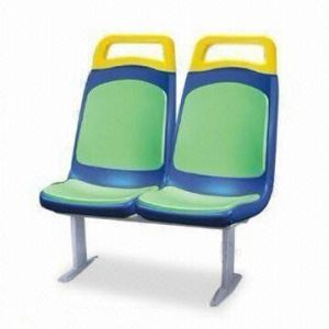 Bus Seat Accessories of Mahogany Aluminum Armrest pictures & photos