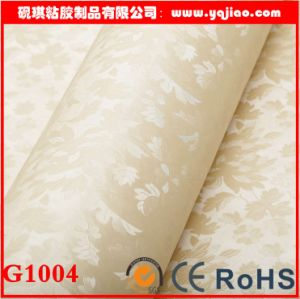 Leaves Background Wall Stickers PVC Wallpaper for Room Renovation pictures & photos