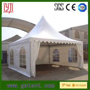 Durable Pole Tent Cover Waterproof PVC Fabric Tent for Sale pictures & photos