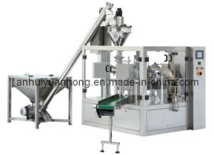 Autoamtic Rotary Packaging Machine (MR6/8-200F) pictures & photos