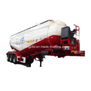ISO CCC Approved 3 Axles 60cbm Cement Tank Trailer