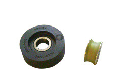 Special Industrial Plastic PU Coated Bearings