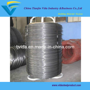 Mattress Spring Wire with Steel Carrier Packing pictures & photos