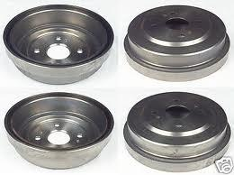 Ts16949 Certificate Approved Brake Drums for Toyota Cars pictures & photos