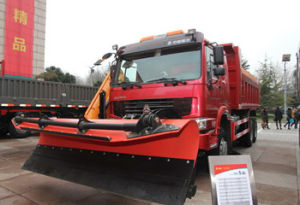 Chiense Sinotruk HOWO Truck for Snow Sweeping