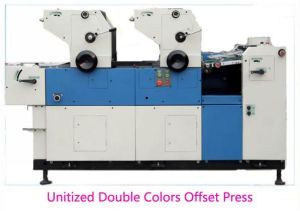 Two Colors Offset Printing Machine (YC247II)