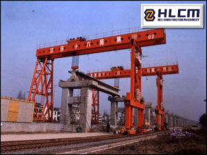 Gantry Crane for Girder Elevate 05 with SGS pictures & photos