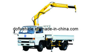 1t XCMG Sq1zk2q/ Sq2zk1 Truck Monted Crane