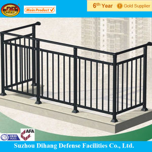 China Hot Residential Balcony Railing Design Dh Rail 25