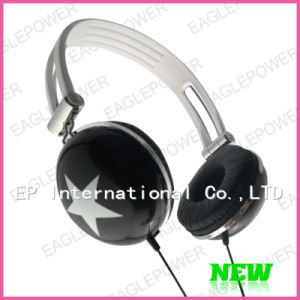 Computer Stereo Star Earphone for MP3 MP4 (EP-Mix Style)