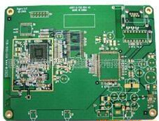 Multi-Layers PCB with Lead-Free Hal (HXD46C2287)