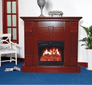 Electric Fireplace / European Style Fireplace (015-130) pictures & photos