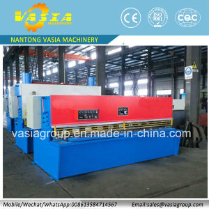 Hydraulic Swing Beam Shearing Machine pictures & photos
