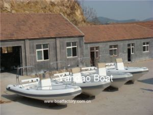 Rigid Inflatable Boat (RIB680)