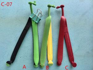 312251292bc3 High Quality Men′s Slipper Upper PVC Straps Beach Slipper Upper (C-07)
