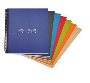 Promotional Note Book Printing Service (jhy-119)