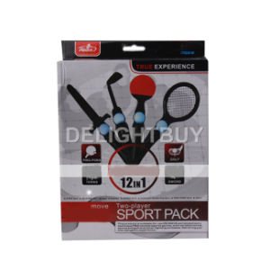 China 12 in 1 Sport Pack Kit for PS3 Move Motion Control Sport Games