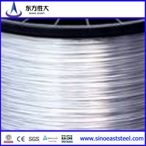 Hot DIP Galvanized Iron Wire (SAE 1008) pictures & photos