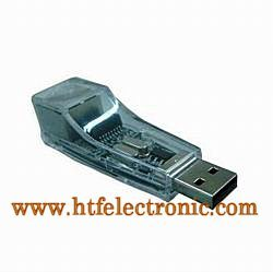 USB1.1/2.0 10/100M Network Adapter