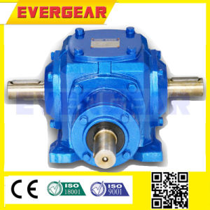 T Series 90 Degree Gearboxes for Ratio 1: 1 pictures & photos
