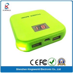 10000mAh High Capacity Power Battery with LED Indicator