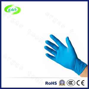 High Quality Medical Nitrile Gloves From Ergas pictures & photos