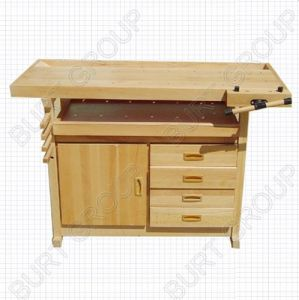 Wooden Bench with Birch Material (WB-14BE) pictures & photos