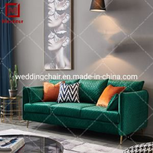 Stainless Steel Design Sofa