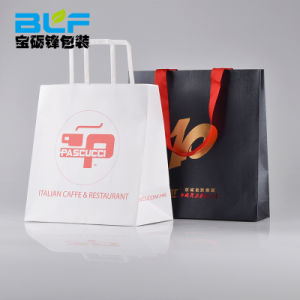 Custom High Quality Paper Bag Shopping (BLF-PB001) pictures & photos