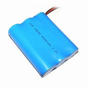 Li-ion Battery with 4, 000mAh Capacity and 3.2V Voltage (AA-40) pictures & photos
