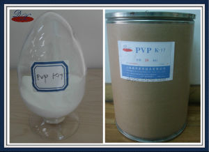 Pvp K17 Price Chemical Raw Material pictures & photos